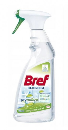 Bref ProNature Spray do łazienki 750 ml